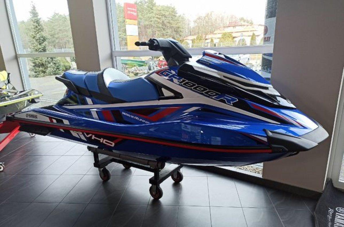 GP 1800 R SVHO Skuter wodny Yamaha Salon Płock