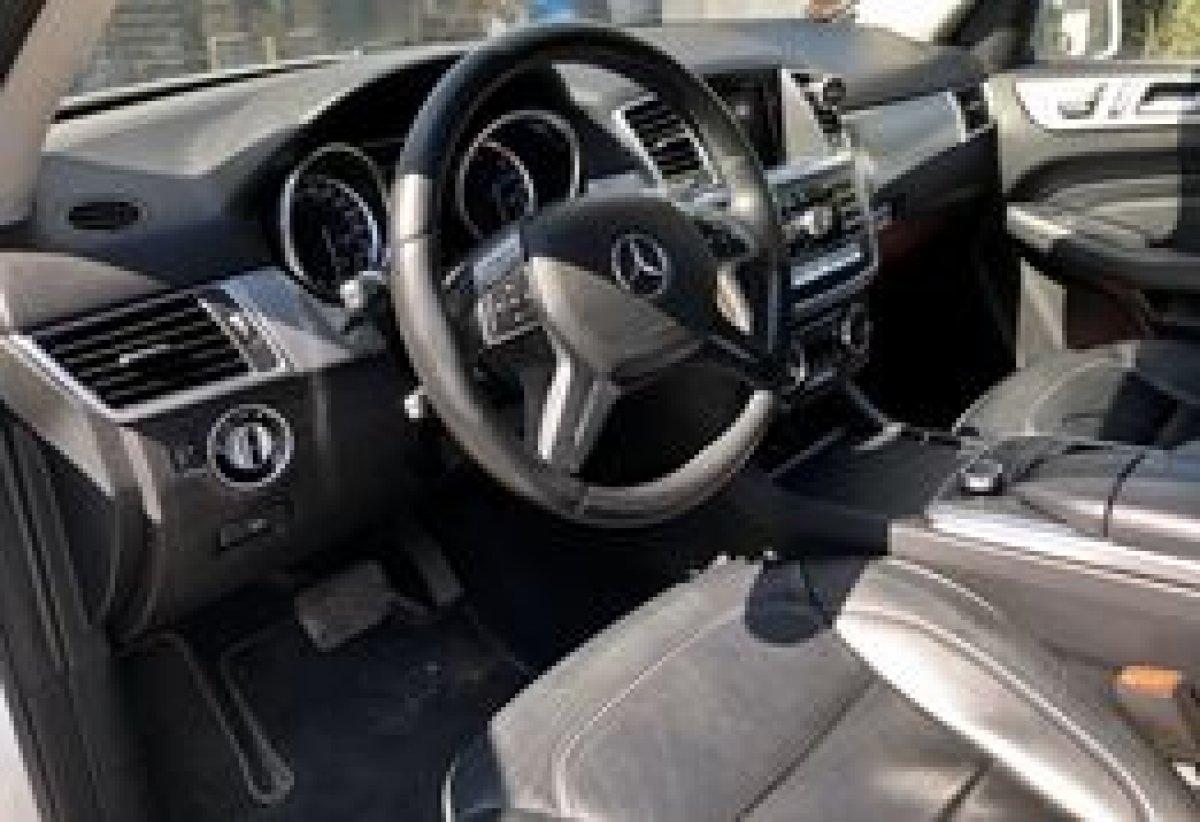 Mercedes ML350 Bluetec automat biała perła 2012r bezwypadkowy