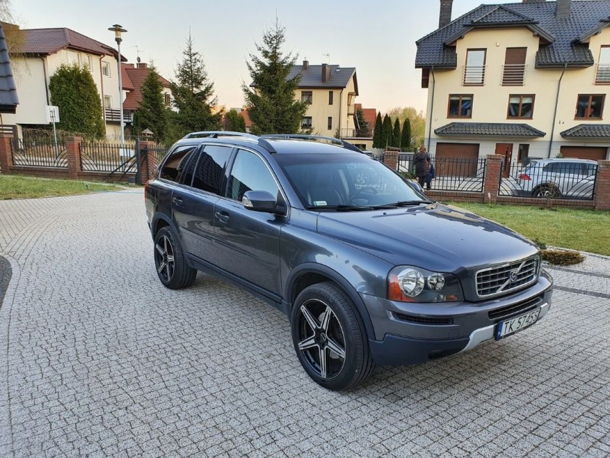 Volvo XC90 super stan