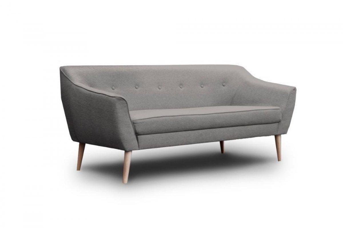 Sofa, kanapa Dina 1,2,3 osobowa różne kolory, styl skandynawski OKAZJA