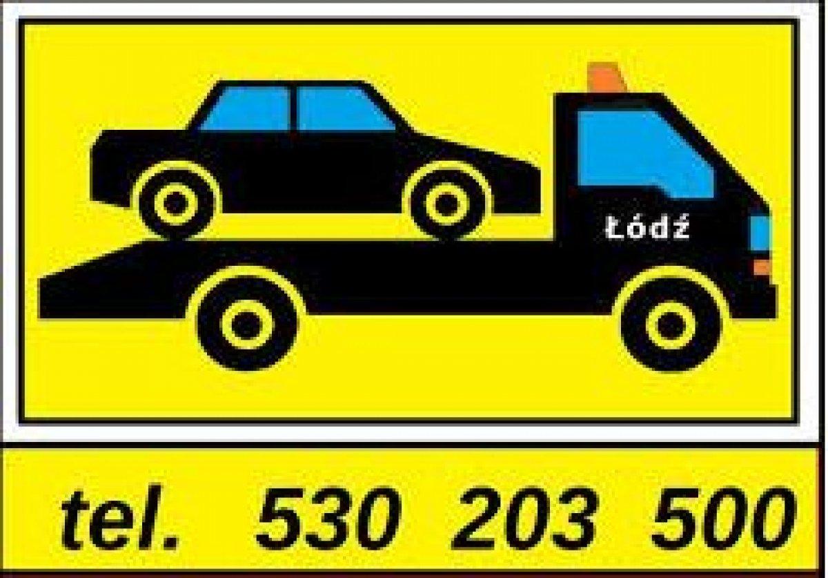 Laweta pomoc drogowa Łódź od 100 zł A1 A2 S8 S14 t