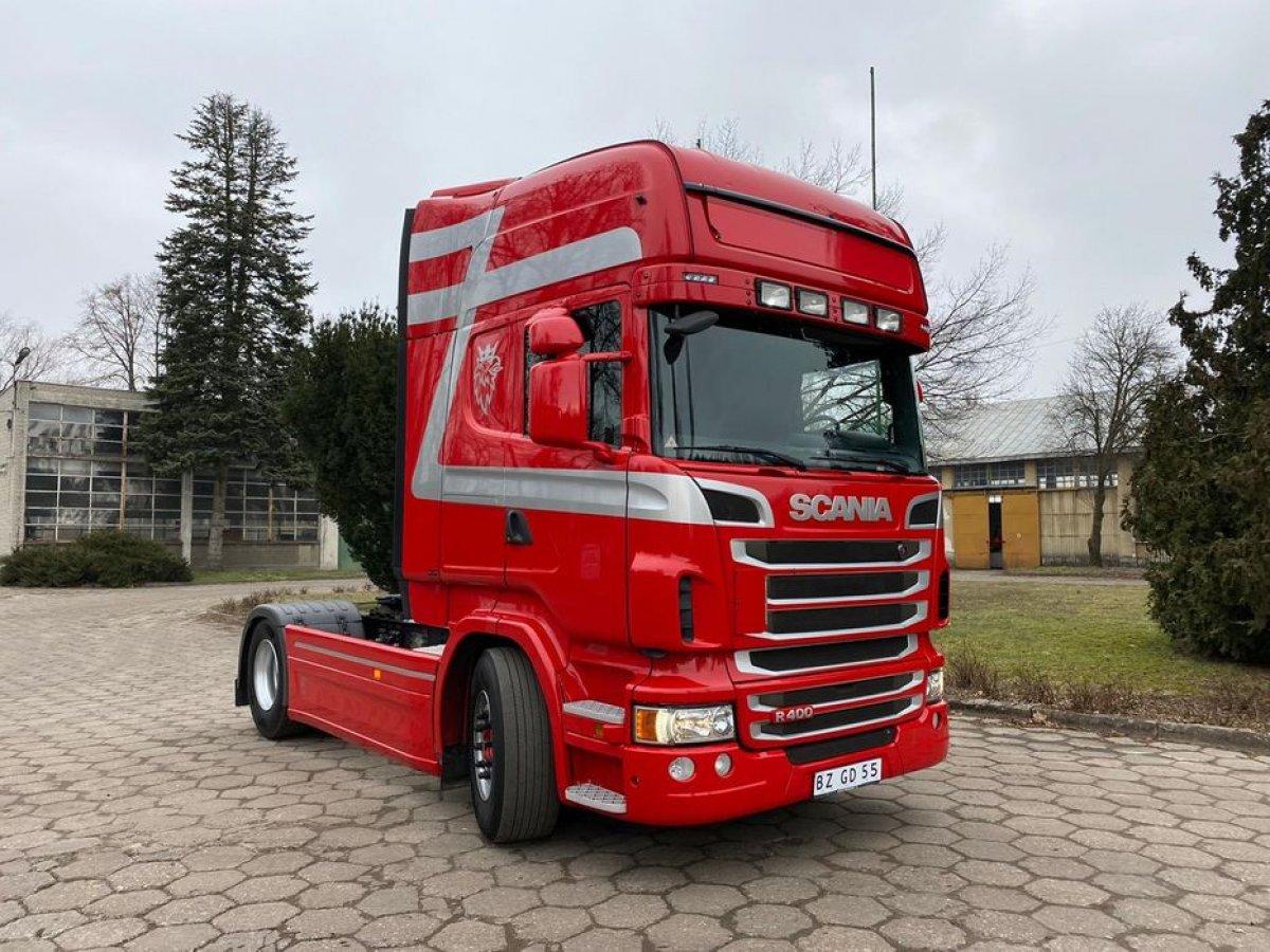 Scania 2011 rok zadbana