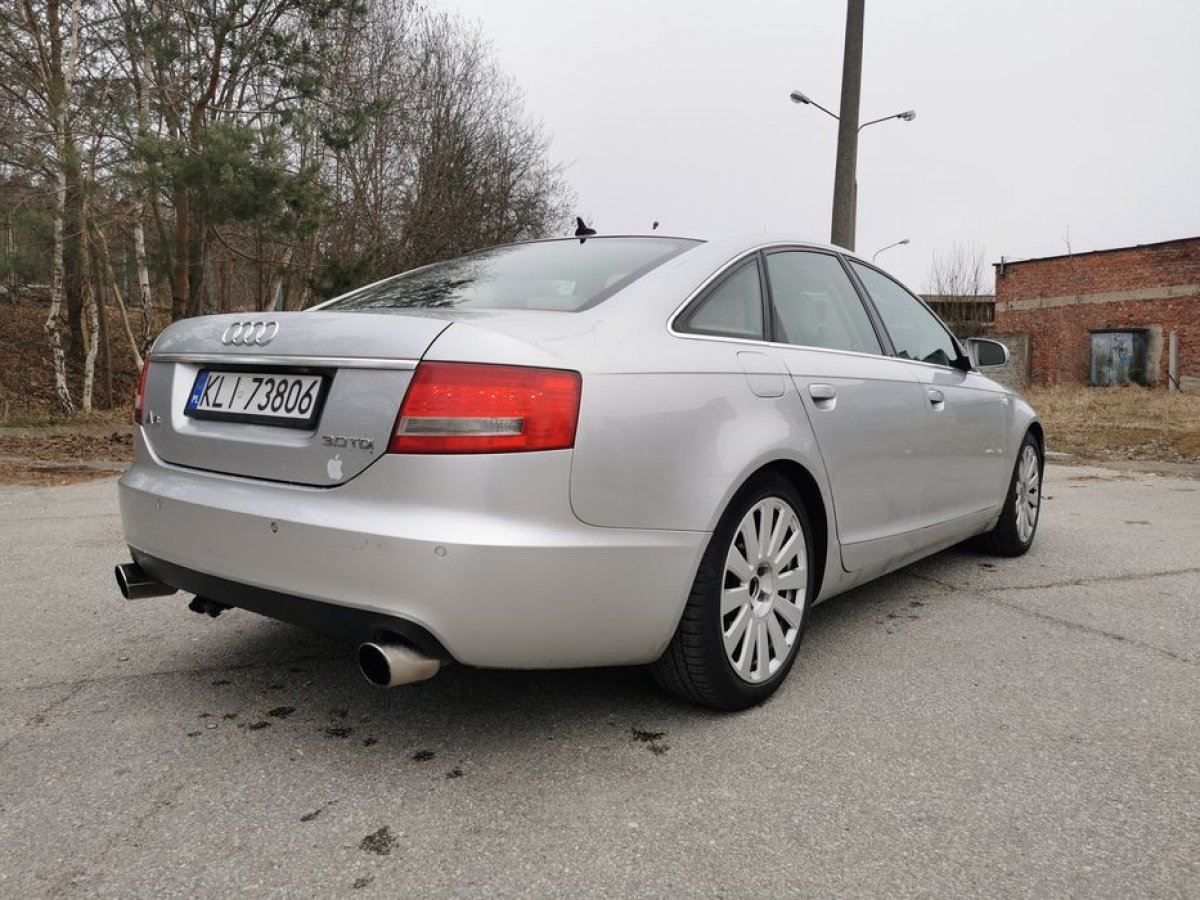 Audi a6 s line 3,0 Quattro doinwestowane