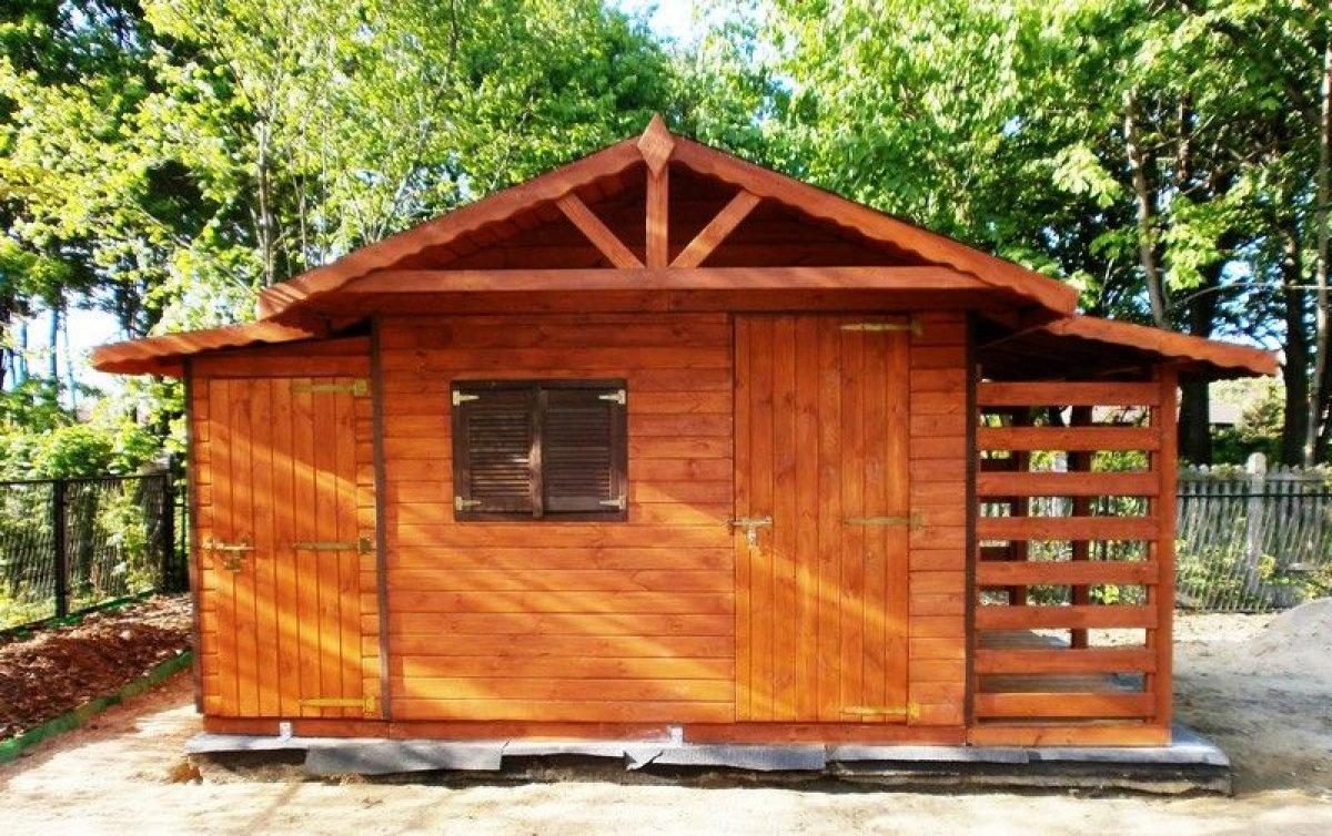 Domek drewniany narzędziowy,gospodarczy,domki drew