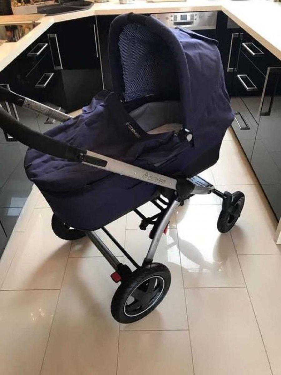 wózek Maxi-Cosi 3w1 MURA Plus
