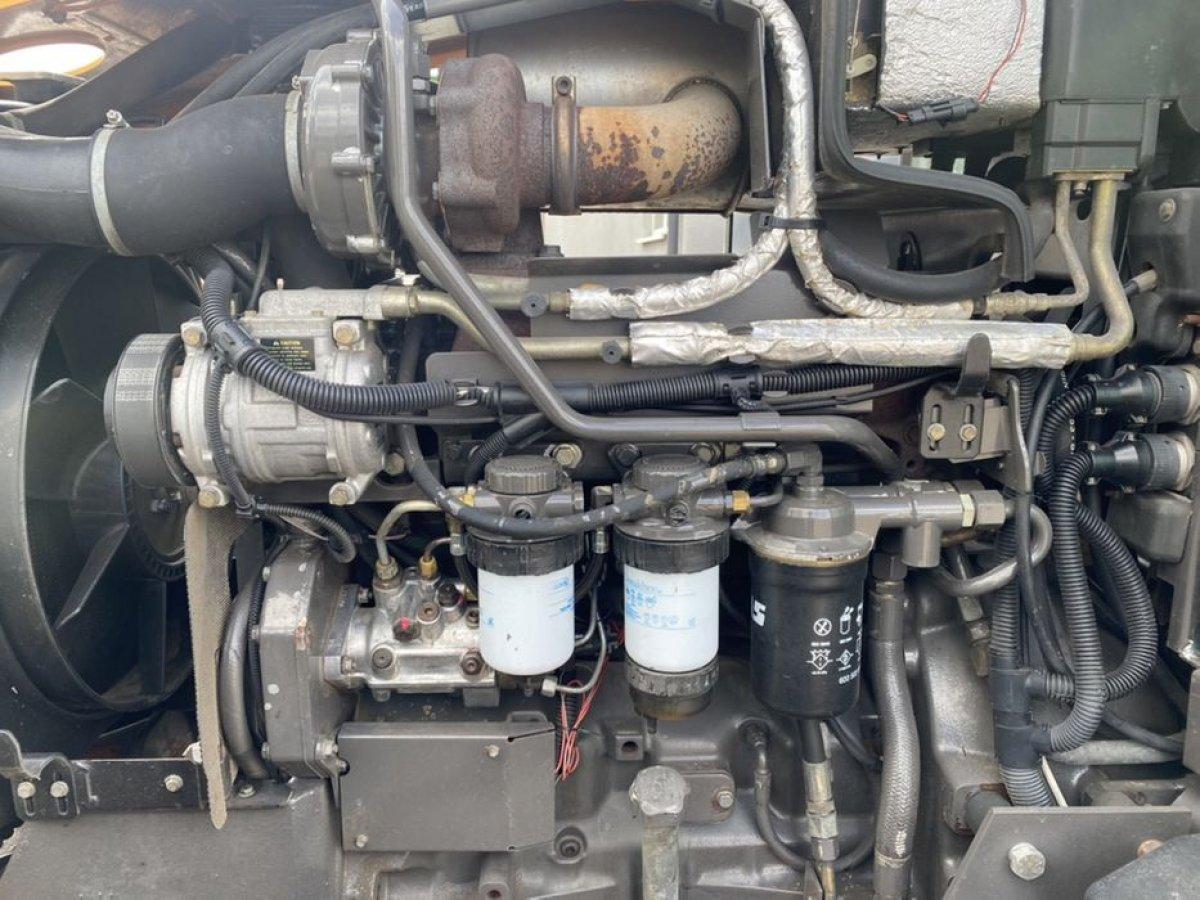 Renault celtis 446 rc mechaniczny claas