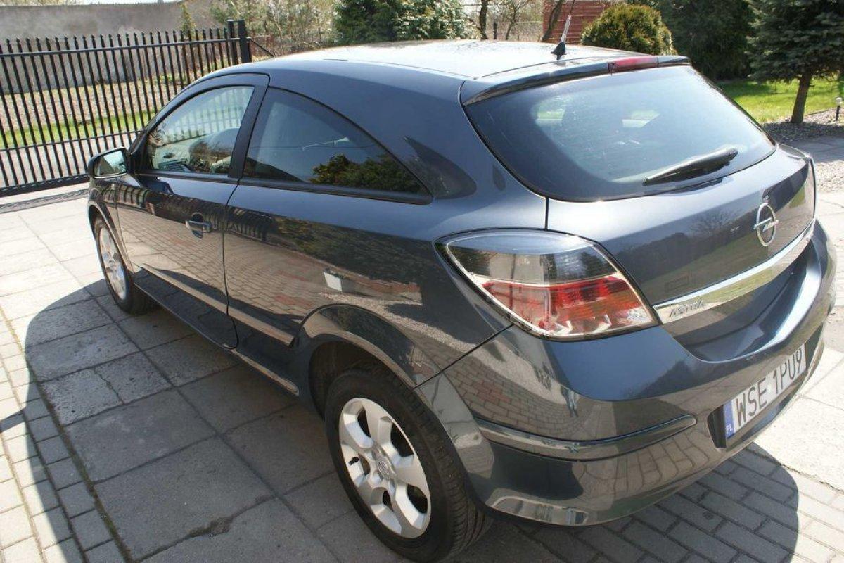 Opel Astra GTC 1.6 Benzyna 105 KM. Sprowadzona i Z
