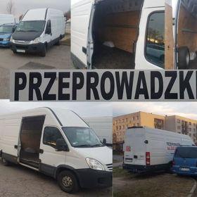 """Przeprowadzki Transport Utylizacja """"ZE SZWAGRAMI"""" Rybnik-Polska 24 h"""