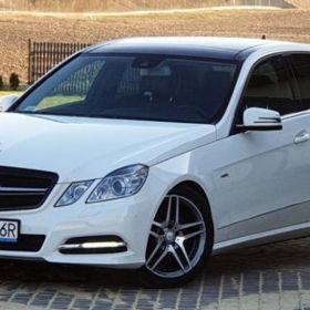 Mercedes E250 CDI 204KM, W212 Manual! AVANGARDE ! AMG Panorama Unikat