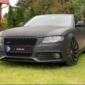 Audi A4 gwint carbon TV manual Zamiana