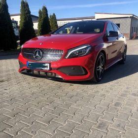 Mercedes Benz Klasa A220 / pakiet Amg/ pakiet Night/ 1 właściciel / Fv