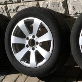 Koła-Felgi ALU, opony letnie Michelin