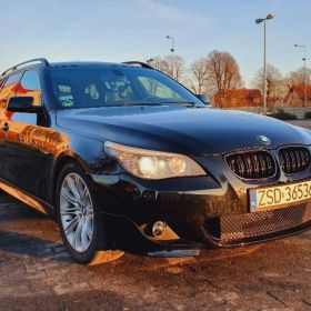 BMW E61 M PAKIET Własna książka serwisowa, ROZRZĄD