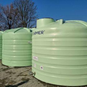 Zbiornik do nawozów płynnych RSM SWIMER 22.000l, D