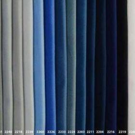 Stół Alan + Krzesła K6. Duży wybór tkanin,kolorów