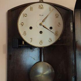 Kienzle zegar ścienny - kwadransowy z melodią West