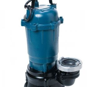 Pompa do wody brudnej szamba z rozdrabniaczem + wą