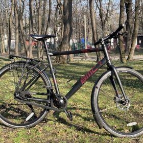 BMC alpenchallenge ac02 miejski rower Alfine 8