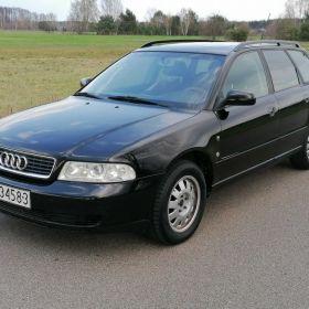Audi A4 1.9 TDI 110KM Klimatyzacja
