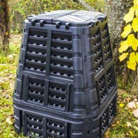 Kompostownik 740L na bioodpady Nowy