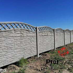 Ogrodzenia betonowe - ogrodzenia panelowe